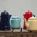 tin tea pots – SOLD