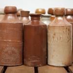 ink bottles