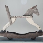 rocking horse wheeled